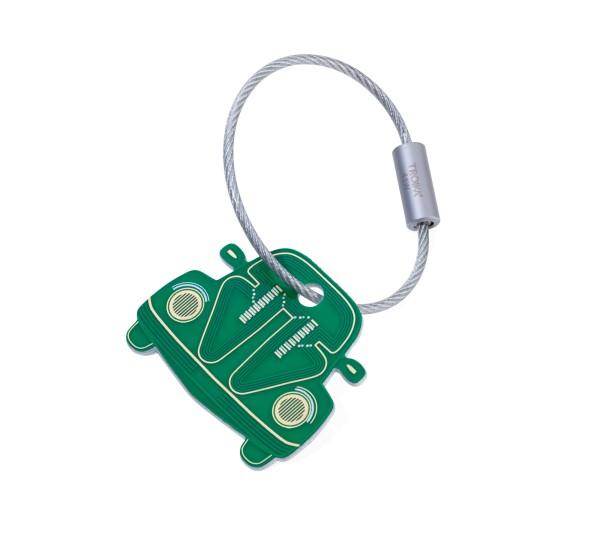 Schlüsselanhänger in Leiterplatten-Optik E-KÄFER