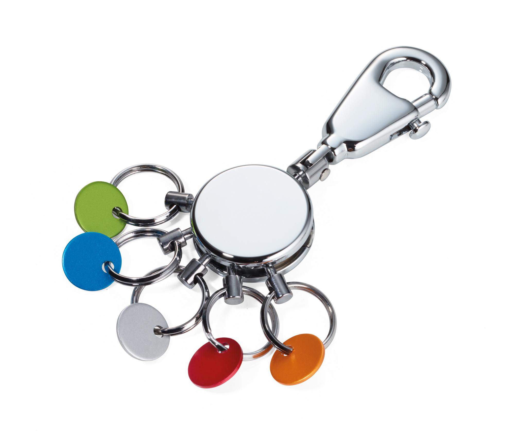 TROIKA SCHALTPLAN PATENT Schlüsselhalter Schlüsselanhänger Keyring
