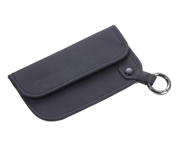 Schutzetui mit Ausleseschutz für Funk-Autoschlüssel und andere Keyless-Systeme mit RFID- und NFC-Chi
