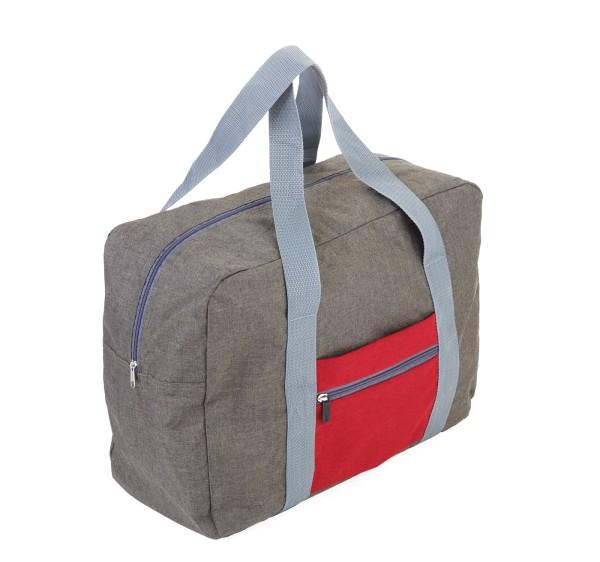 Reisetasche faltbar (platzsparend in Außentasche verstaubar) TRAVEL PACK