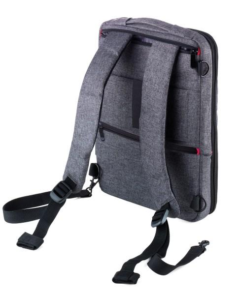Business-Rucksack zum Laden von elektronischen Geräten TROIKA SAFTSACK