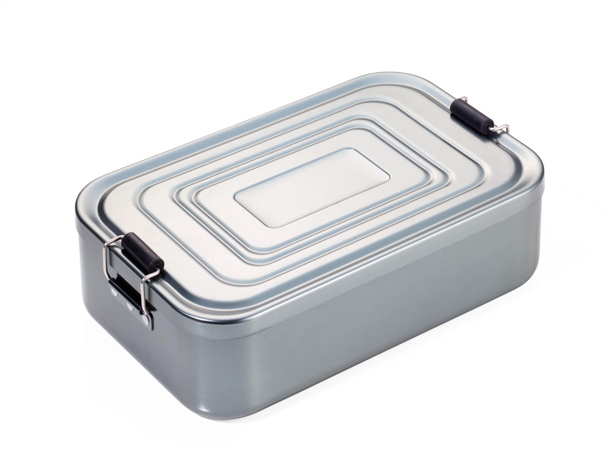 Lunch Box Xl Mit Bügelverschluss Troika Lunchbox Xl