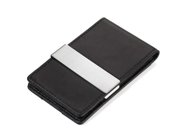 Kreditkartenetui mit Geldscheinklammer MIDNIGHT CardSaver®