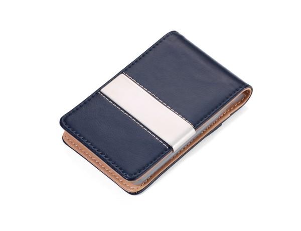 Kreditkartenetui mit herausnehmbarer PVC-Einlage (20 Karten) SANDY BEACH