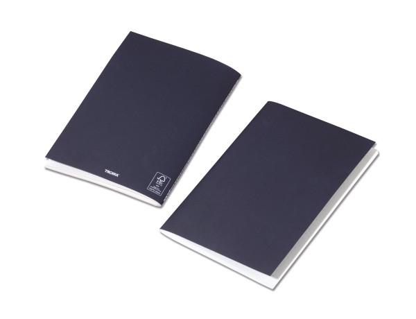 Set aus 2 Notizbüchern DIN A5 (Ersatz BTJ36/BR) ERSATZBLÖCKE BTJ36